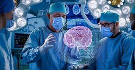 Neurosurgeons in OR